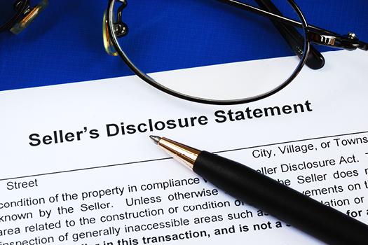 FSBO Sellers Disclosure